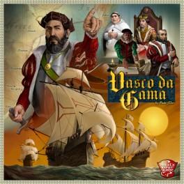 Vasco da Gama juego de mesa