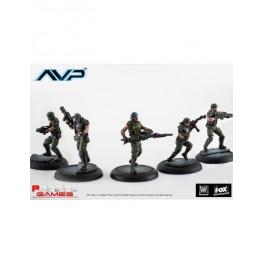Alien VS Predator: USCM Marines juego de mesa
