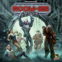 Room 25: expansion season 2 (castellano)