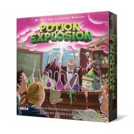 Potion Explosion juego de mesa
