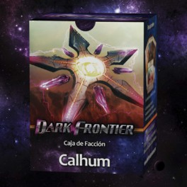 Dark Frontier: Caja de faccion Calhum