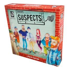 Unusual suspects juego de mesa