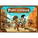 Pony Express juego de mesa