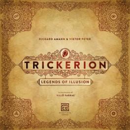 Trickerion juego de mesa