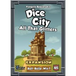 Dice City: All that Glitters juego de mesa