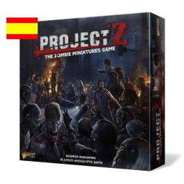 Project Z : The Zombie Miniatures Game - Castellano
