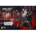 Project Z :Expansión Zombie Horde juego de mesa