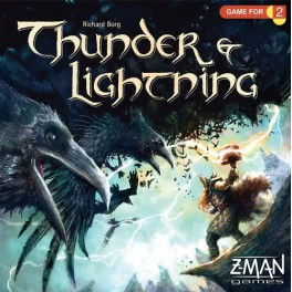 Thunder and Lightning juego de mesa