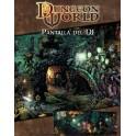 Dungeon World: pantalla del DJ juego de rol