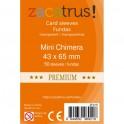 Fundas Protectoras Zacatrus Mini Quimera Premium- Tamaño 43x65 MM