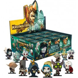 Krosmaster Arena: surtido de 12 miniaturas de la temporada 4 (español)