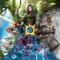 4 Gods juego de mesa en castellano