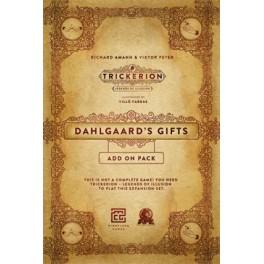 Trickerion: Dahlgaard's Gifts juego de mesa