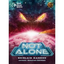 Not Alone + PROMO juego de cartas