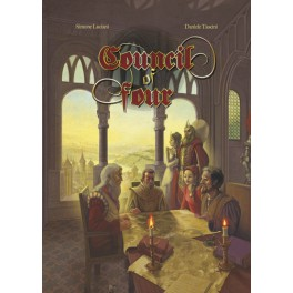 Council of Four juego de mesa