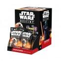 Star Wars Destiny. Despertares: Caja de sobres de ampliacion juego de mesa