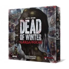 Dead of Winter: la larga noche juego de mesa