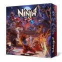 Ninja all stars juego de mesa