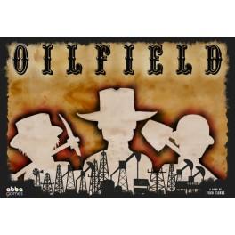 Oilfield juego de mesa