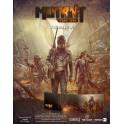 Mutant year zero: pantalla del director de juego