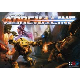 Adrenaline juego de mesa