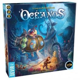 Oceanos juego de mesa
