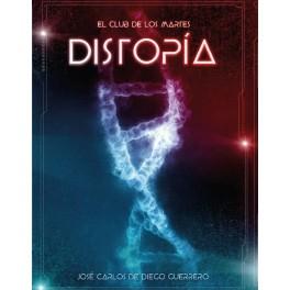 El club de los martes: Distopia  juego de mesa