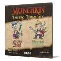 Munchkin: tablero terrorifico
