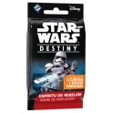 Star Wars Destiny. Espiritu de rebelion: sobres de ampliacion