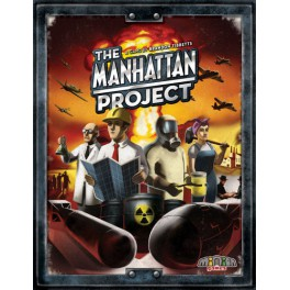 The Manhattan Project: New Edition juego de mesa