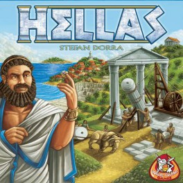 Hellas - nueva edición juego de mesa