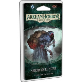 Arkham Horror: Sangre en el altar