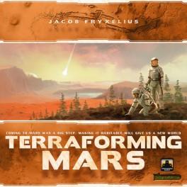 Terraforming mars - edición en castellano juego de mesa