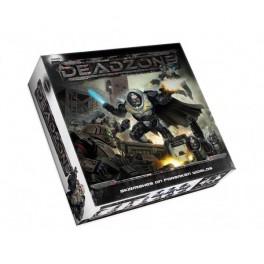 Deadzone Segunda edición - castellano juego