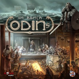 In the name of Odin (aleman) juego de mesa