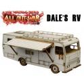 The Walking Dead: All Out War - la caravana de Dale