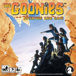 The Goonies: Adventure Card Game juego de mesa