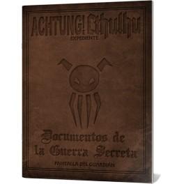 Achtung! Cthulhu -  Documentos de la Guerra juego de rol