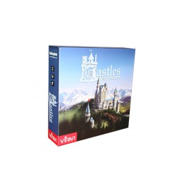 Castles of mad king ludwig (Castellano) juego de mesa