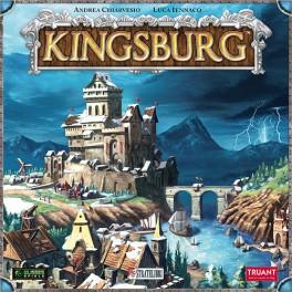 kingsburg juego de mesa
