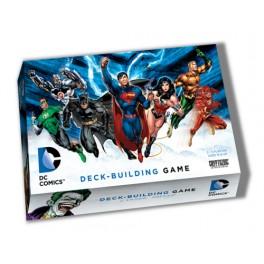 dc deck building game - juego de cartas