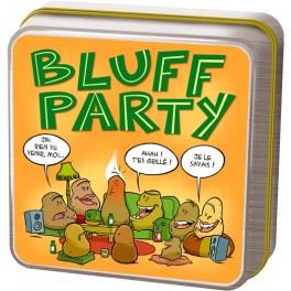 bluff party juego de mesa