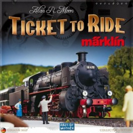 Ticket to Ride: Marklin Edition