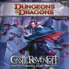 D&D Castle Ravenloft Boardgame