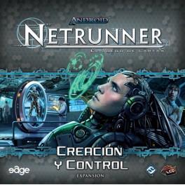 Android Netrunner LCG: Creacion y Control