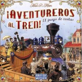Aventureros al Tren: El Juego de Cartas