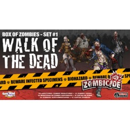 Zombicide: Walk of the Dead 1
