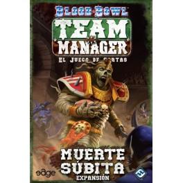Expansion Blood Bowl Team Manager: Muerte Subita