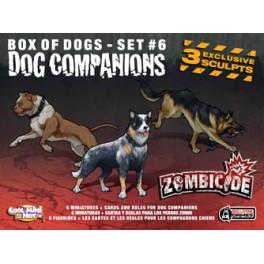 Zombicide: Dog Companions