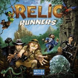 Relic Runners juego de mesa